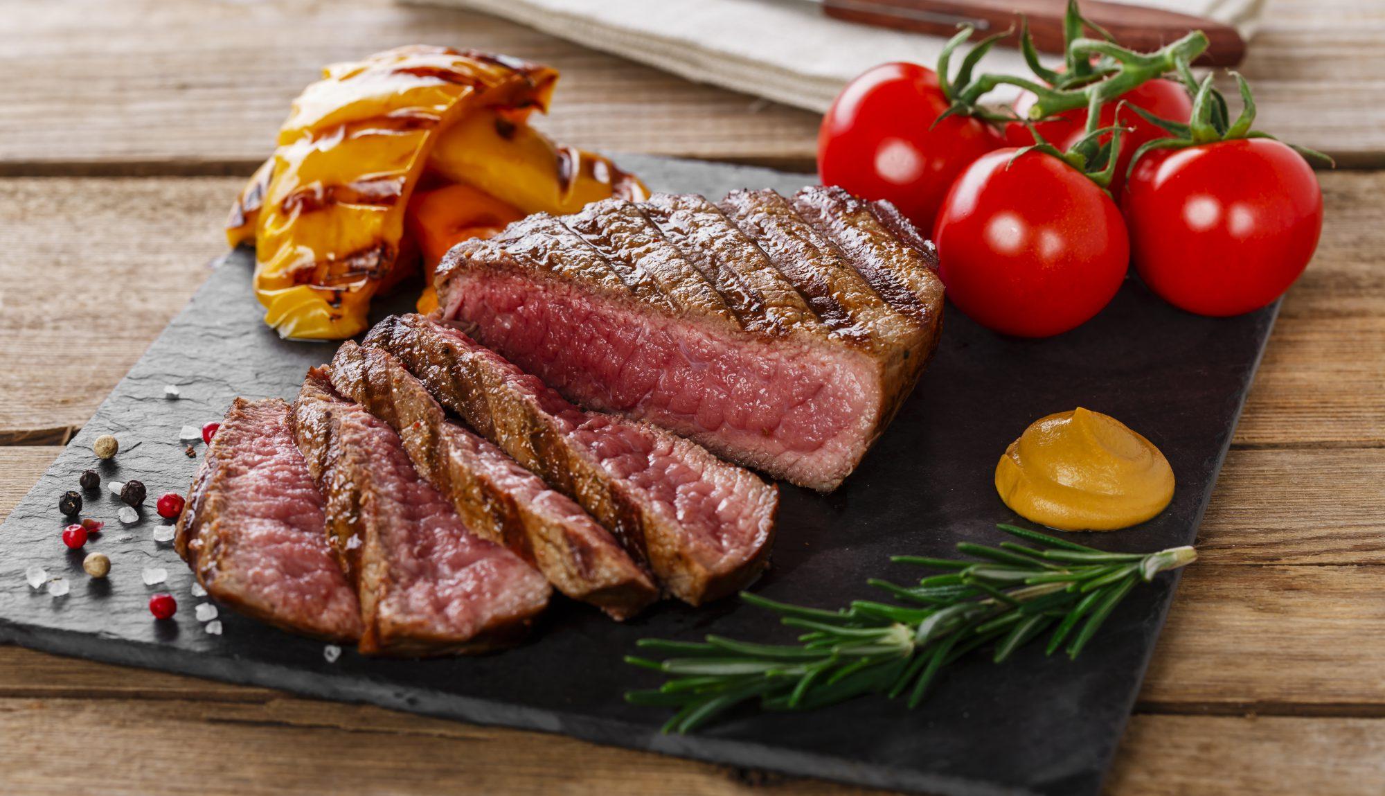 Steak i Wino